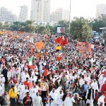 فيديو+صور: تغطية شاملة لـ مسيرة كرامة وطن 3 أكبر تجمع في تاريخ الكويت