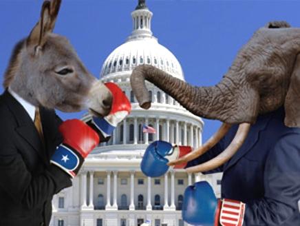 """فيديو: هل تعلم لماذا تقام الإنتخابات الأمريكية بأول ثلاثاء من نوفمبر؟ لماذا شعار الجمهوريين """"الفيل"""" ولماذا شعار الديمقراطيين """"الحمار""""!!؟"""