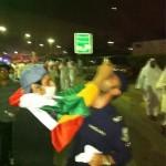 """فيديو: توك شوك عن """"سلمية"""" مسيرة كرامة وطن وإتصال الشاب بندر الهاجري الذي قام بإسعاف رجل الأمن .."""