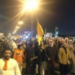 فيديو+صور: تغطية شاملة لمسيرات المطالبة بإسقاط المجلس والمرسوم والقوات الخاصة تقمعها بالقوة ..اليوم ال2