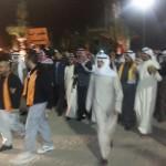 """فيديو+صور: مسيرات لليوم """"الثالث"""" في الكويت للمطالبة بإسقاط """"المرسوم"""" والمجلس الجديد.. تم قمعها بالقوة"""