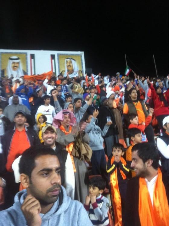 مباراة الكويت لبنان البرتقالي برتقالي كرامة وطن نادي كاظمة