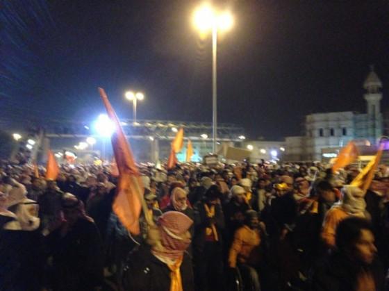 مسيرة كرامة وطن 7 صباح الناصر