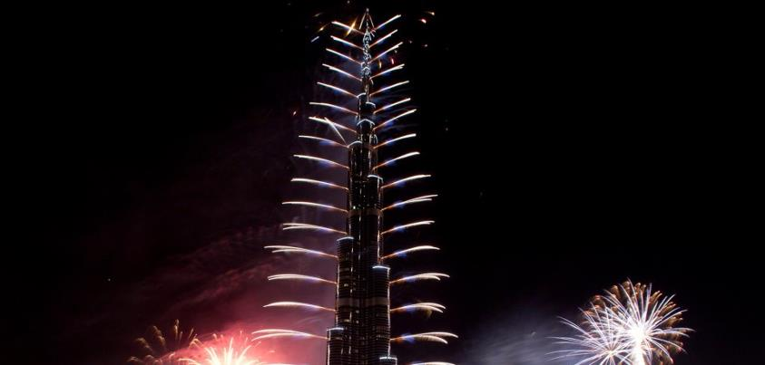 دبي برج خليفة