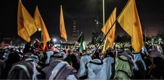 مسيرة كرامة وطن 7 في الصباحية