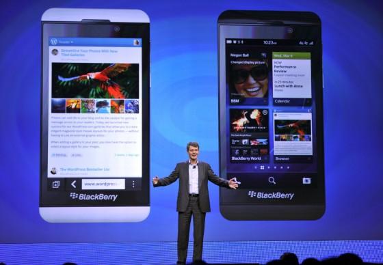 Blackberry 10 بلاك بيري بلاكبيري