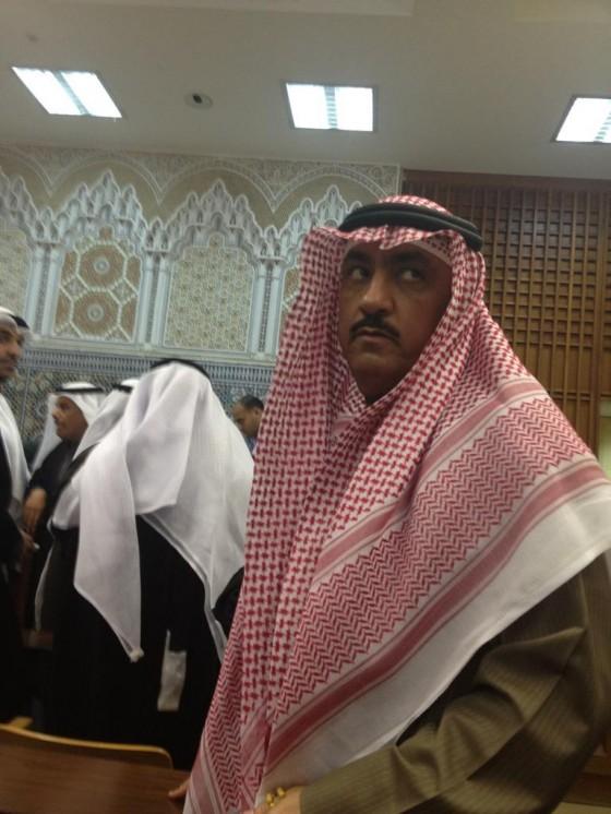 محاكمة مسلم البراك