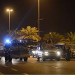 فيديو: أحد أفراد القوات الخاصة يصدر أوامره بالضرب بلهجة غير كويتية!!.. | مسيرة كرامة وطن 7