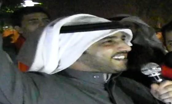 أحمد سيار العنزي