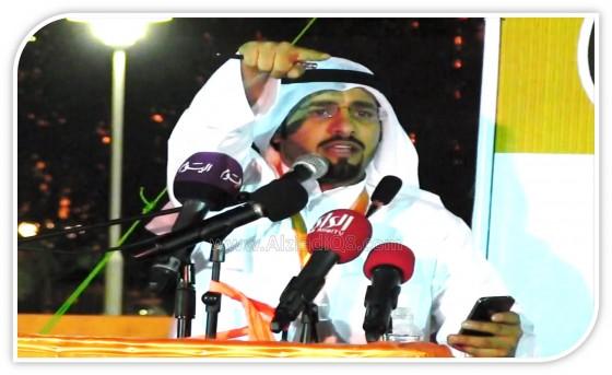 الشاعر محمد غازي المطيري