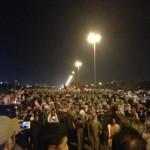 فيديو+صور: مسيرة تضامنية مع سجناء المعارضة بعد التجمع الحاشد أمام ديوان مسلم البراك