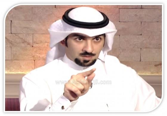 """الكاتب محمد خالد العجمي """"أبو عسم"""" عبر توك شوك"""
