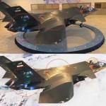 """فيديو: صحف بريطانية تكشف تزوير """"إيران"""" لصور طائرتها الحربية الجديدة """"قاهر313″ وإخراجها على أنها حقيقية"""
