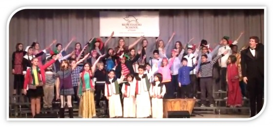 فيديو: أطفال أمريكيون مع كويتيون يغنون (كلما زادت المحن..) في أمريكا أحتفالاً بالعيد الوطني ..