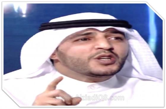 الشاعر أحمد سيار العنزي