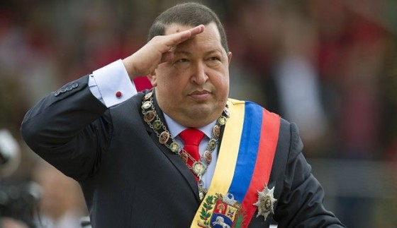 هوغو تشافيز شافيز