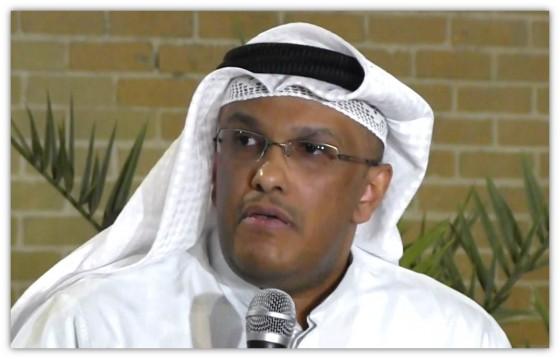 الكاتب إبراهيم المليفي