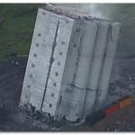 فيديو: فشل عملية هدم مبنى بالمتفجرات في أستراليا