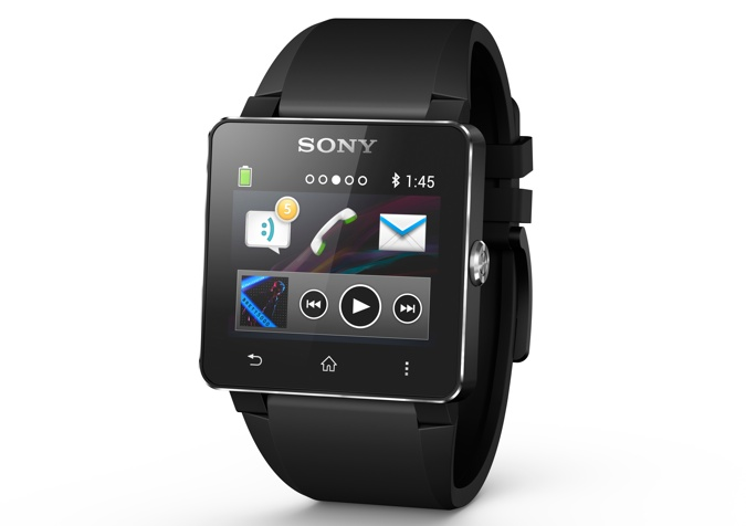 صور جديدة لساعات صوني الذكية 2013، أحدث صور ساعة سوني الجديدة 2013 Sony-SmartWatch-2