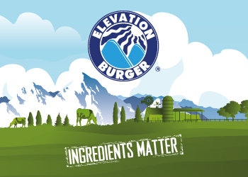 Elevation Burger Ad