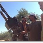 """فيديو: """"وليد الطبطبائي"""" مع الوفد الكويتي يتعرضون للقصف في #سوريا"""