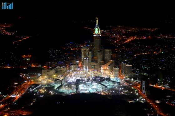 """كثر من 55 صورة رائعة لـ""""المسجد الحرام"""" في مكة المكرمة بالعشر الأواخر من شهر رمضان 54041_49351-560x370"""