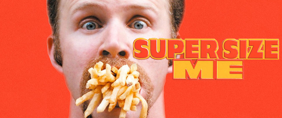 supersize me reflection supersize me supersize me is an investigative documentary that shows us the reality of many people around the world, particularly from united states.