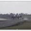 فيديو لطائرات عملاقة تحاول الهبوط بصعوبة وسط عواصف أوروبا
