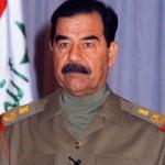 """فيديو: حرق وتدمير قبر """"صدام حسين"""" في بلدة العوجة جنوب تكريت 5-8-2014"""