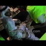 فيديو: بعض المصابين في مسيرة كرامة وطن الـ2 التي فرقتها القوات الخاصة بالقوة ..