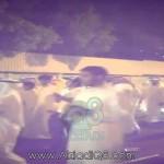فيديو: مسيرة من أمام المباحث الجنائية تضامناً مع مسلم البراك بعد قرار حجزه 2-7-2014
