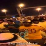 """صور + فيديو: مسيرة حاشدة تضامناً مع """"مسلم البراك"""" في اليوم الـ2 لإحتجازه في قضية فيصل المرشد 3-7-2014"""
