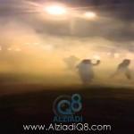 """فيديو: طفل كويتي يحاول الهرب من """"القنابل الغازية"""" التي رمتها القوات الخاصة على مسيرة كرامة وطن 8"""