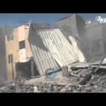 """فيديو: تقرير بعنوان """"غزة.. مواجهة مفتوحة دون وساطات"""" عبر قناة العربية"""