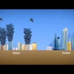 فيديو: (غزة و العرب) فيلم كرتون قصير يحكي باختصار ما يحدث لغزة