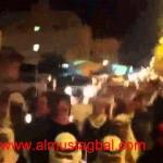 فيديو: خروج مسيرات في الدائرة الرابعة والخامسة تطالب بالقصاص العادل من قتلة الميموني وهتافات: دم محمد ما يضيع…
