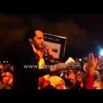 """فيديو: تصوير كامل لـ شيلات """"الشاعر أحمد سيار"""" من مسيرة كرامة وطن 6 الحاشدة بضاحية صباح الناصر"""
