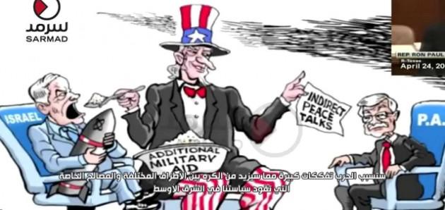 فيديو: توقعات السيناتور الأمريكي رون بول في 2002 عن ما يحدث الآن في الشرق الأوسط !