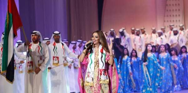 """فيديو: أوبريت (صباح الإنسانية) إحتفالية من """"الإمارات"""" إهداء إلى دولة الكويت"""