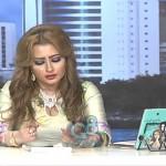 """فيديو: مي العيدان عبر قناة سكوب """"متابعين الفنانتين مريم حسين و شيلاء سبت يا رجال مشافيح أو مراهقين"""""""