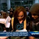 فيديو: عبدالله التميمي يهدد بإستجواب وزير الإعلام و السبب (أحلام مستغانمي)