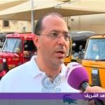 فيديو: ظهور عربات الـ(توك توك) في شوارع محافظة جدة