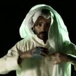 """فيديو: مبادرة جمهور نادي العربي «دشداشة وچريمبه» مع """"عبدالعزيز المرزوق"""" و """"عبدالرزاق معرفي"""" عبر قناة المجلس"""