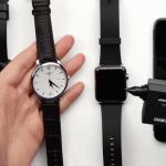 """فيديو: إختبار نوع زجاج ساعة أبل Apple Watch هل هي """"كريستال سفير"""" حقيقي؟"""