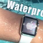 فيديو: تحمل ساعة أبل Apple Watch للماء والسقوط والدهس