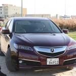 فيديو: حلقة جديدة من برنامج السيارات Q8Stig مع سيارة Acura TLX الجديدة