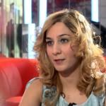 """فيديو: لقاء مع الفنانة """"ايما شاه"""" عبر تلفزيون الوطن"""