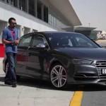 فيديو: حلقة جديدة من برنامج السيارات Q8Stig مع سيارة Audi S3 الجديدة