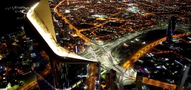 فيديو: (دولة الكويت من الشروق إلى الغروب) تصوير رائع للكويت بعدسة نواف الشريعان @Nawafansh
