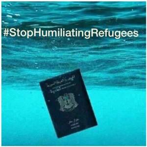 مأساة اللاجئين السوريين .. بين القبر الأبيض المتوسط والشاحنات المبردة